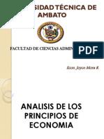 Analisis de Los Principios de Economia - Elemento 1