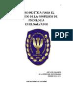 Codigo de Etica Bisnieto 2009-2011