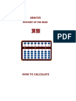 Abacus - How to Calculate