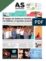 Mijas Semanal 593. Del 25 al 31 de julio de 2014
