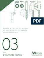 Diseño y Calculo Estructural Madera (2012)