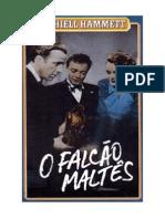 Dashiell Hammett o Falcao Maltes