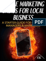 Mobile Marketing Basics for Local Business A Starter Guide
