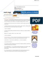 Introduccion a La Lengua Catalana