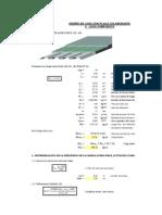 Hoja Calculo Placa Colaborante - AD600