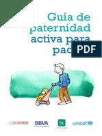 2014 Guia Paternidad Activa Jardines UNICEF CulturaSalud EME HdC
