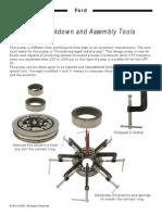CFT30 Assembling Pump