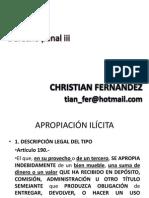 Derecho Penal III(2)