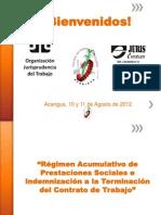 10 y 11-08-2012-Prestaciones Sociales Azucarero Portuguesa