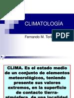TEMA13CLIMATOLOGÍA