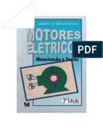Livro de Manutenção de Motores Elétricos