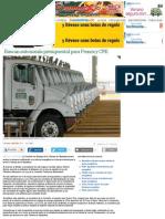 23-07-14 Buscan autonomía presupuestal para Pemex y CFE.