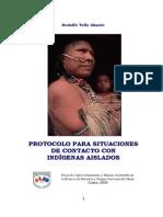 Protocolo Indígenas Aislados