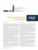 Disfuncion Extrarticular Y ATM
