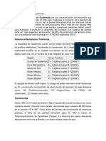 Comunicaciones en Guatemala