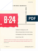 B-24 Pilot Training Manual