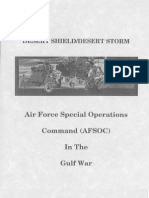 Air Force special operations in the Gulf War