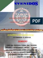 Exposicion Curso Basico Contra Incendios