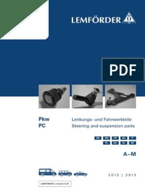 Rod LEMFÖRDER 10625 02