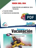 Lineamientos Jnv Semana de Las Americas 2014
