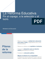 Presentación General Reforma