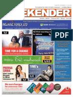 Vol 6 Issue 6 25 Jul 2014