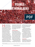 Rice Today Vol. 13, No. 3 Red Pearls of the Himalayas