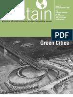 Sustain12 Green.cities