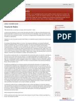 Teoría de Roles Democraciaprofunda Blogspot Com Ar