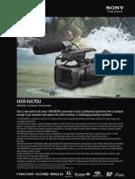 NX70 Brochure