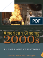 American Cinema of the 2000s - Themes and Variations