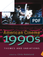 American Cinema of the 1990s - Themes and Variations
