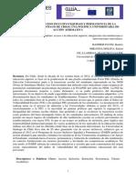 RAHMER MIRANDA GIL Programa de Acceso Inclusivo Equidad y Permanencia de La USACH Una Politica Universitaria de Accion Afirmativa