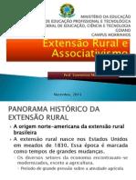 Aula_1 e 2_Origem Da Extensão Rural
