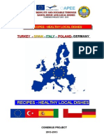 Recipes All Countries Comenius Being Fit Tk-sp-it-pl-ger
