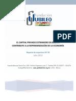 Inversion Extranjera - A Coyuntura 20