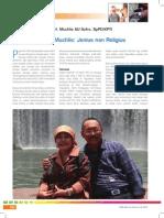 Profil Dr. H Muchlis AU Sofro, SpPD-KPTI FINASIM