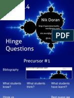 25072014 - TMC14 Hinge Questions
