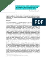 REFORMAS DE SALUD-EDUCACIÓN PERUANAS Y SINDROME DE BOURNOT