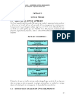 ESTUDIO TECNICO - FORMULACION
