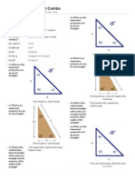 GRE Math Combo