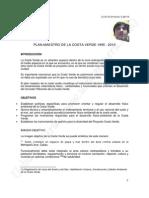 Plan Maestro de La Costa Verde