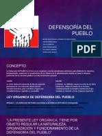 Defensoría Del Pueblo_exposición