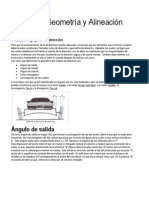 Direccion Geometrìa y Alineación.doc