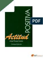 ACTITUD POSITIVA Jorge Duque Linares Octava Edición.pdf