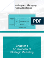 Overview of Strategic Marketing- Chp1