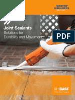 Joint Sealants