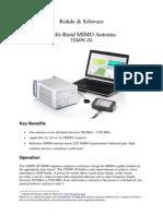 Technical Information TSMW-Z8
