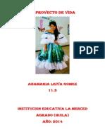 Proyecto de Vida Anita