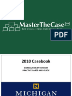 Ross Consulting Club Casebook 2010